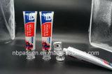 Skincare plástico que empaqueta el tubo suave cosmético con el tapón de tuerca (PPC-ST-023)