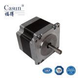 Coche eléctrico El motor de pasos con 1,8 grados de ángulo de paso, la suavidad de marcha NEMA23 Motor paso a paso (57DHS0110-25M) con CE