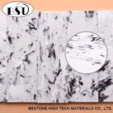 中国ののどの大理石の人工的な水晶石の平板