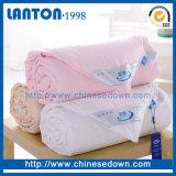 De Dekbedden die van China Wholesalewool van het lapwerk Vastgesteld Dekbed Dohar vastzetten