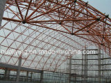 Космического пространства, рамы решетки структуры пространства узла рамы& трубопровода