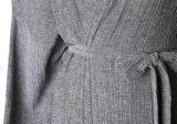 Cappotto lungo della protezione solare della sezione di modo semplice all'ingrosso per le donne