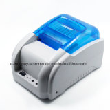 58mm USB/BluetoothのCe/FCC/RoHS (IcpPl58A)のアンドロイドまたはIosのための小型デスクトップの人間の特徴をもつ熱ラベルプリンター
