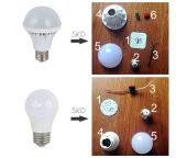工場価格の電球ベース5W 7W 9W 12W LED球根の予備品