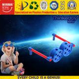 Plastique éducatif de développement d'activité préscolaire animale de jouet