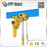 Pulley block max load portable one mini Electric chain Hoist for Crane