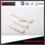 Diversos tipos de elementos de cerámica de alúmina, alúmina, piezas de cerámica industrial
