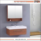 Tita使用された浴室の虚栄心のCraigslistのステンレス製の棚のガラス浴室用キャビネット無し