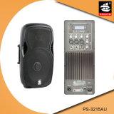 15 Zoll PROaktiver Plastiklautsprecher PS-3215au USB-200W Ableiter-FM
