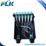 Fibre optique / optique PSG/MPO-LC de module de correctifs/Case cassette modulaire