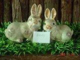 Los Conejos de cerámica - B23039