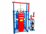 Wie man professionellen automatischen Feuerlöscher-externen FM200 Feuerlöscher findet