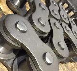 encadenamiento del rodillo de 48A-4, del acero inoxidable 210-4 y piñones