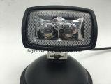 Offroad 4X4 Osram 12W LED 플러드 리버스 빛 (GT1012-10W)