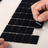 Cinta adhesiva negra con el papel auto-adhesivo