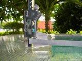 Rimuovere lo strato di plastica colorato del tetto del policarbonato solido di Lexan
