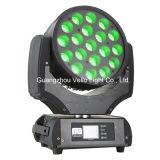 Luz principal móvil de la viga de la colada del poder más elevado LED de Vello (LED XP400)