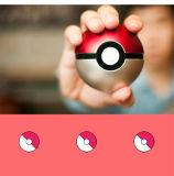Banque d'alimentation chargeur portable avec la main le réchauffement Pokemon aller (YM2/6000mAh/multicolor)