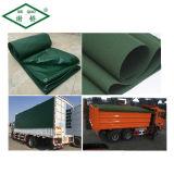 Tarpaulin著供給によってカスタマイズされる大きさで分類されたトラックカバーPEカバー容器カバー
