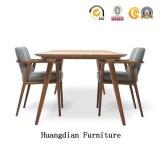 El restaurante del hotel mobiliario de comedor de madera silla y mesa (HD279)