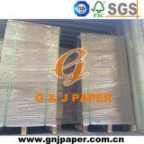 Documento de la Junta gris de buena calidad con el embalaje de palet