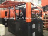 Semi-automático máquina de moldeo por soplado de botellas con alta calidad (PET-04A)