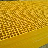 Reja plástica reforzada fibra de la fibra de vidrio de FRP GRP