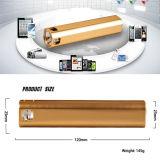 Банк питания зарядного устройства для мобильных устройств USB аккумулятор светодиодный фонарик