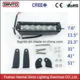 Preço favorável Única Linha LED off-road barras de luz para caminhão/Grelhas/Marine/Jipe