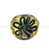 Tubi congelabili di vetro del cucchiaio della bobina di Phoenix che fumano il tubo della mano del tabacco (ES-HP-405)