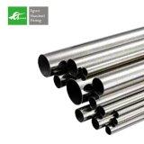 Inox 304 316L Roestvrij staal Gelaste Pijp van 6 Meters Lang