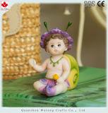 Polyresin Animalito cuento de hadas la Figurilla de decoración de diseño en miniatura