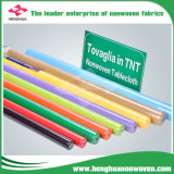Tessile materiale di TNT, tessuto di Notex, Tela nessun Tejida