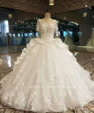 Aoliweiya Bridal Princess Lace ball Wedding Dress