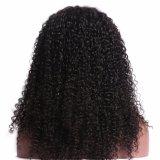 Фигурные Wig Dlme свободной части кружева передней синтетические волосы