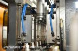 Las botellas de PET máquinas de moldeo por soplado para botella de llenado en caliente