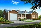 La norma Ce prefabricados modulares Villa Hermosa casa con el mejor precio