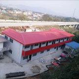 Móvil prefabricados modulares prefabricados de acero para el Campamento de la casa oficina Hotel