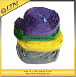 Fabricant OEM ou personnalisés Wll 3t Polyester élingue ronde (SNDH)