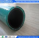 Prix bon marché renforcé de fibre de jardin en PVC flexible / tuyau d'eau