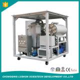 Zrg planta de purificación de aceite hidráulico de la serie