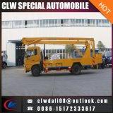 camion à haute altitude d'exécution de 4*2 25m à vendre