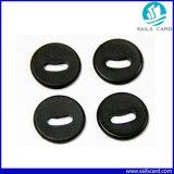 Bouton lavable RFID Blanchisserie balise NFC pour la gestion de blanchisserie