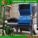 Máquina biotrituradora de alta calidad para reciclar/Biomasa Pellets usa