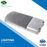 Aluminiummaterial CNC-maschinell bearbeitenstraßenlaterne-Lampenschirm