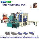 Machine van het Blok van het Cement van de Apparatuur van de bouw Qt4-15c de Auto