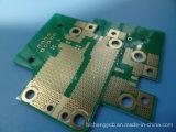 Panneau couvert de la carte RO4003c 12mil (0.3mm) de Vias grand