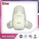 等級AAAの通気性の漏出保護ニースの印刷された赤ん坊のおむつ