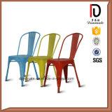 Do preço barato material do lazer do metal cadeira clássica do café