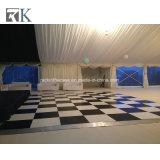 Портативный квадратных группа танцевальном зале для украшения